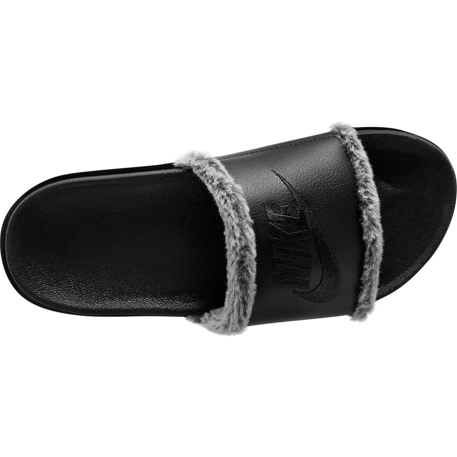 Nike Women's Nike Offcourt Slide 'Black Fur'