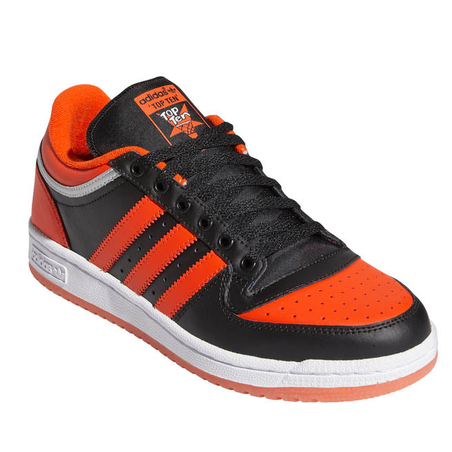 Adidas Top Ten Low Black Orange