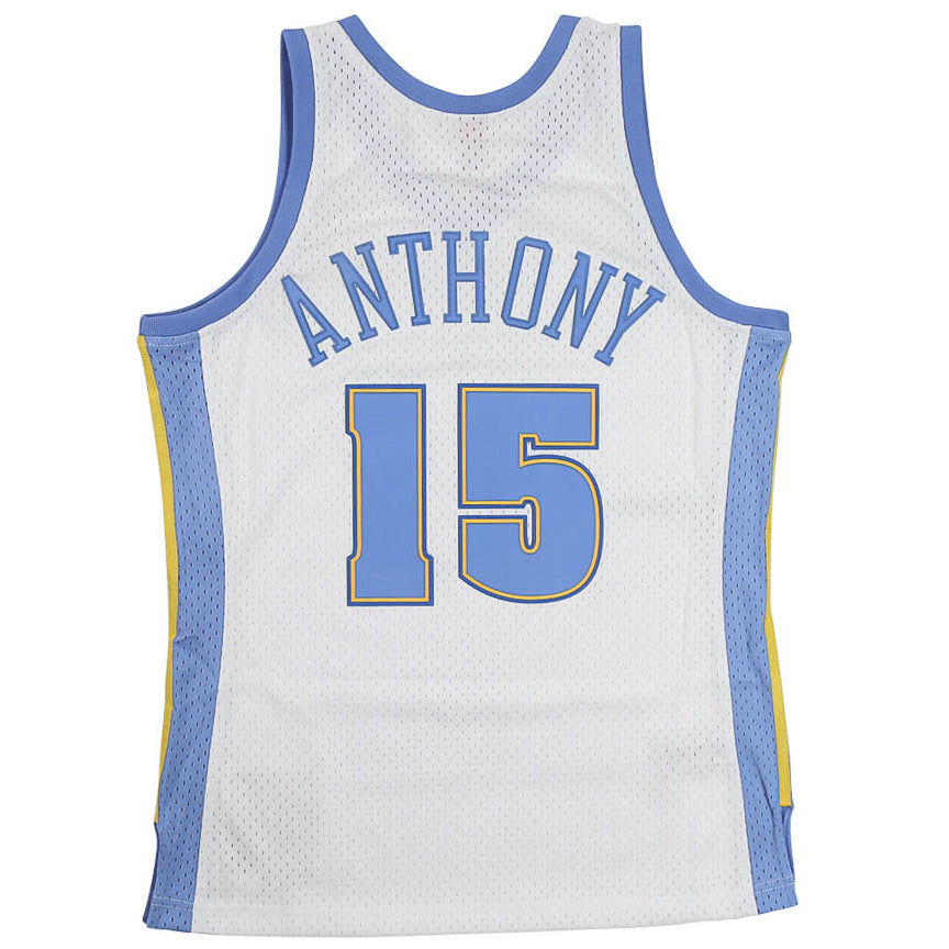 Mitchell & Ness Swingman Denver Nuggets Caremlo Anthony Jersey