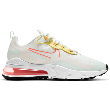 Nike Women's Air Max 270 React 'Pale Ivory'