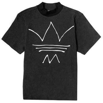 Adidas Women's R.Y.V Black T-Shirt