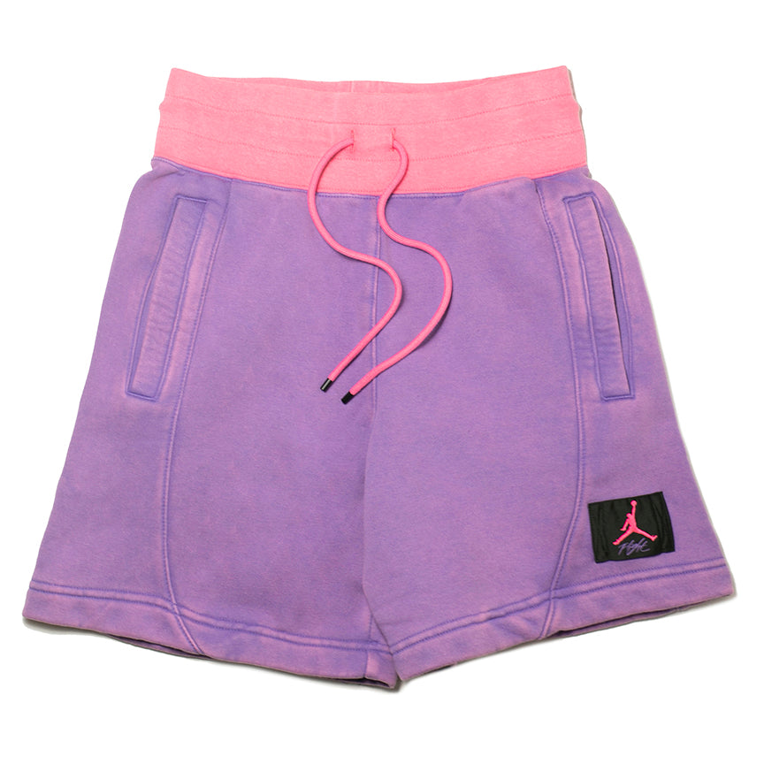 Air Jordan Women's Flight Purple Shorts