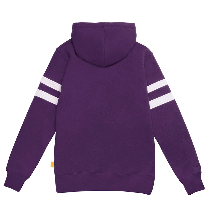 Mitchell and Ness Substantial Fleece Hoodie 'Los Angeles Lakers'