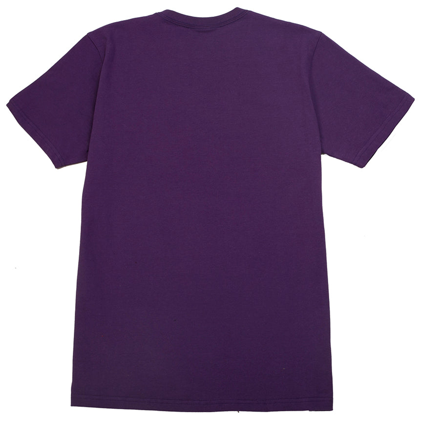 Mitchell & Ness Big Face 2.0 T-Shirt 'Los Angeles Lakers'