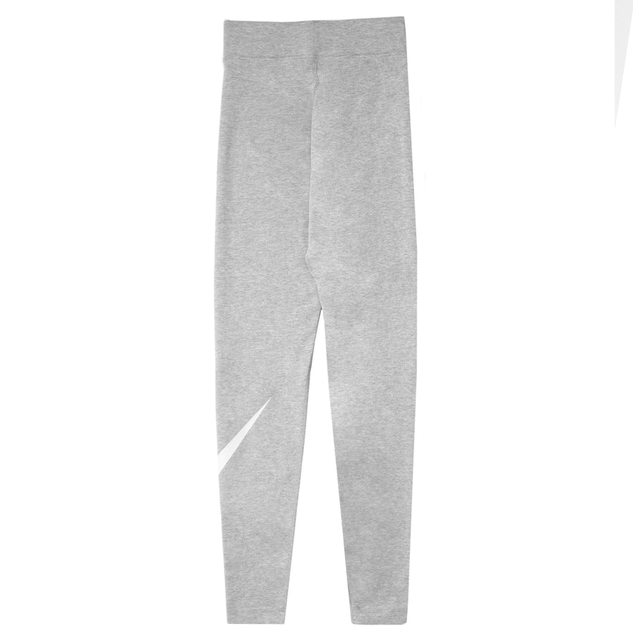 Nike Sportswear High Rise Leggings 'Grey White'