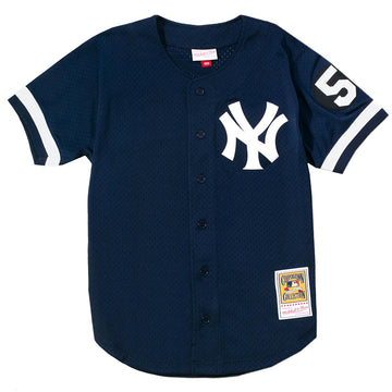 Mitchell & Ness Mesh BP Jersey New York Yankees