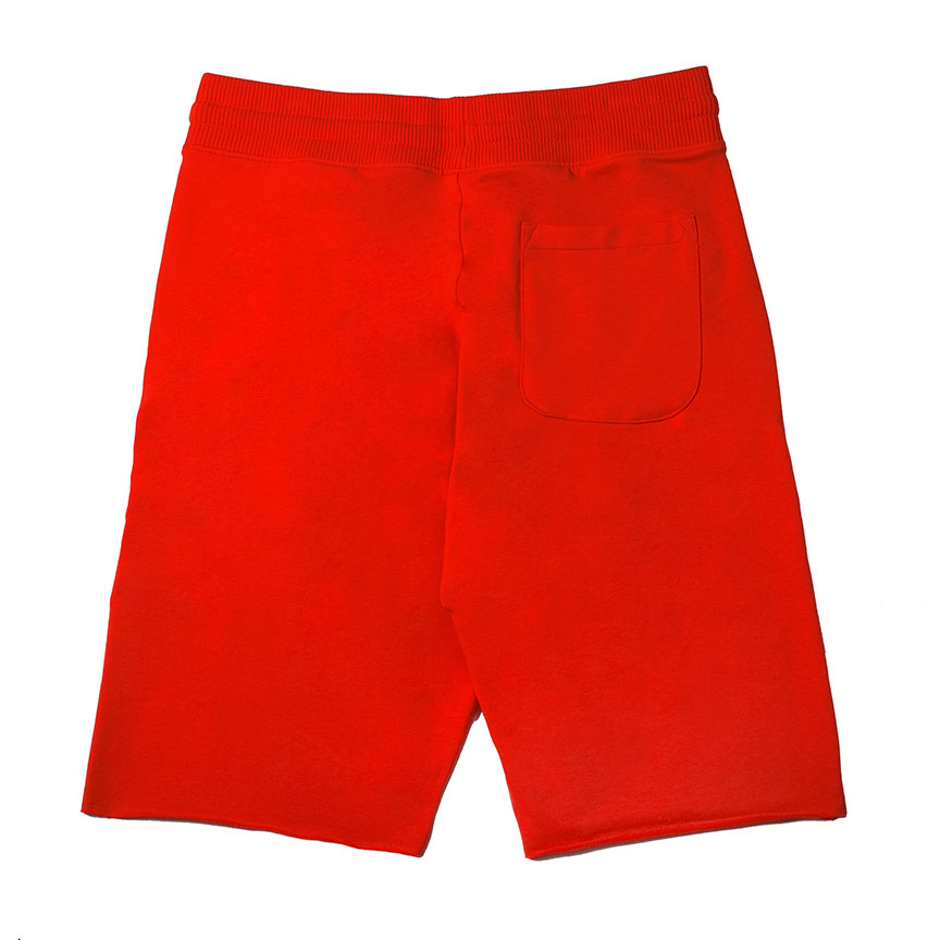 Jordan Craig Red Palma French Terry Short 2.0