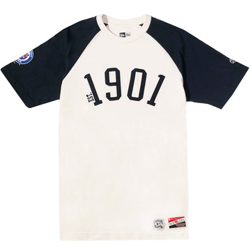 New Era Detroit Tigers 1901 T-Shirt