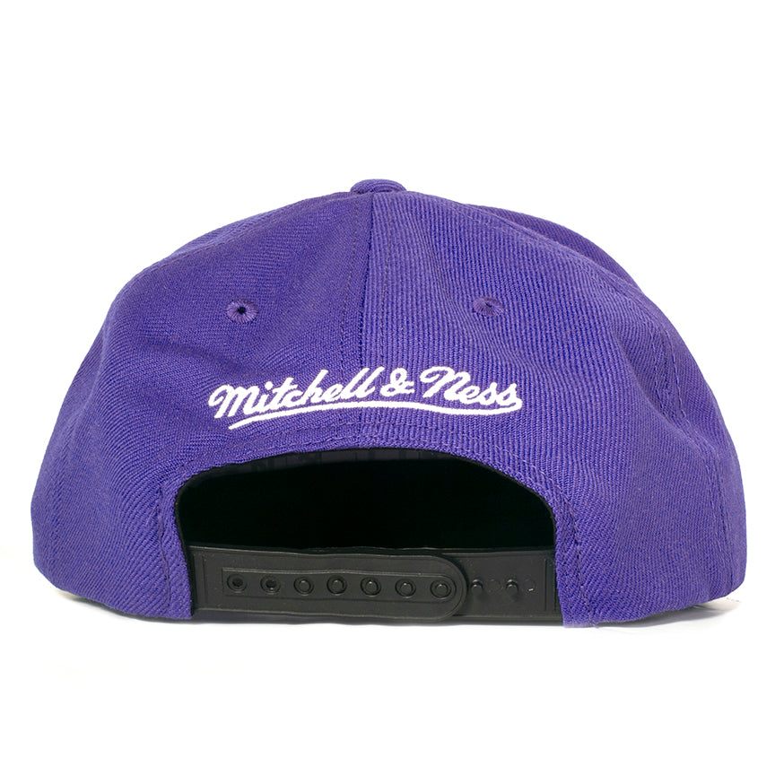 Mitchell & Ness Century Purple Snapback 'Lakers'
