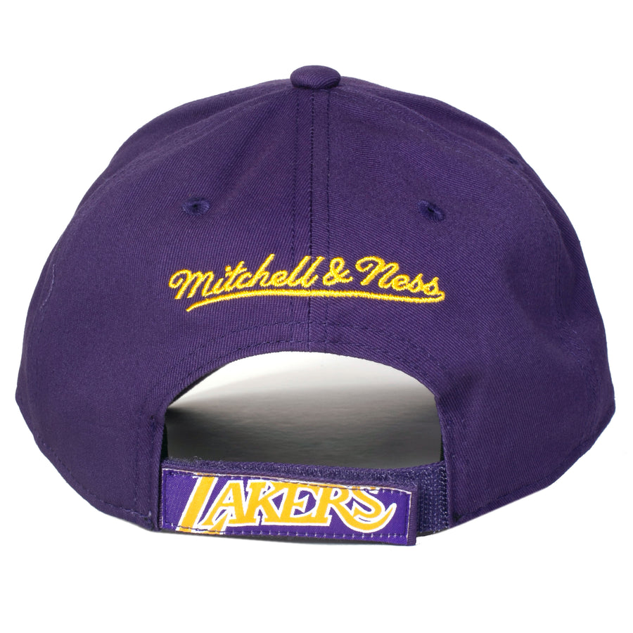 Mitchell & Ness Prime Strapback 'Lakers'