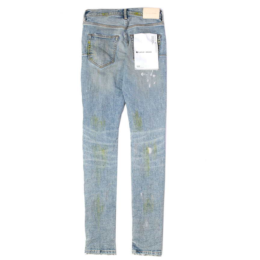 Purple Brand Light Blue Vintage Jeans