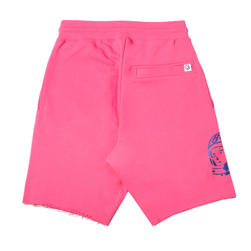 Billionaire Boys Club Helmet Sweatshort 'Pink Blue'