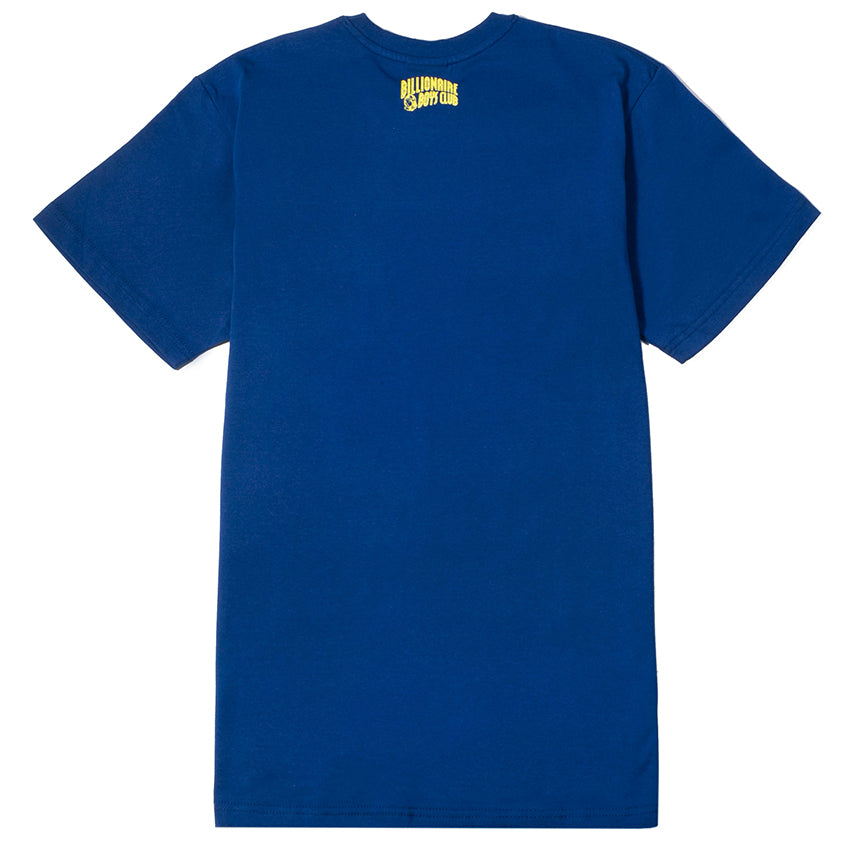 Billionaire Boys Club Astro Blue Yellow T-Shirt