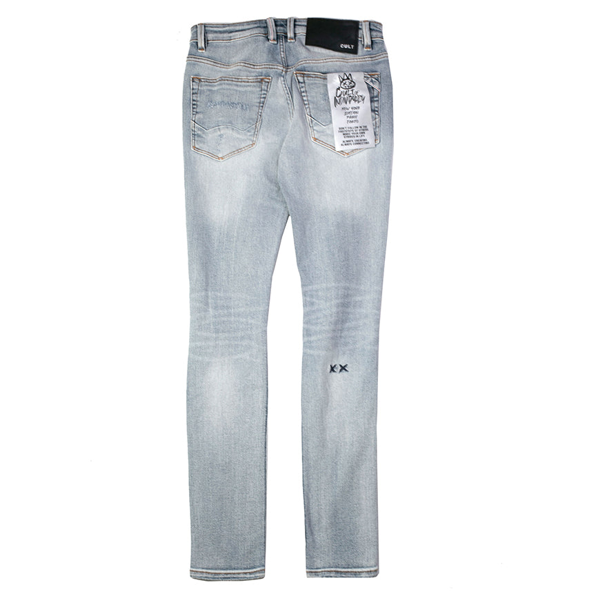 Cult Of Individuality Punk Super Skinny Jeans