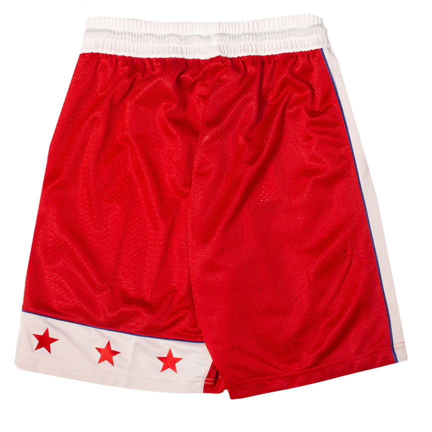 Adidas Old School Shorts Red