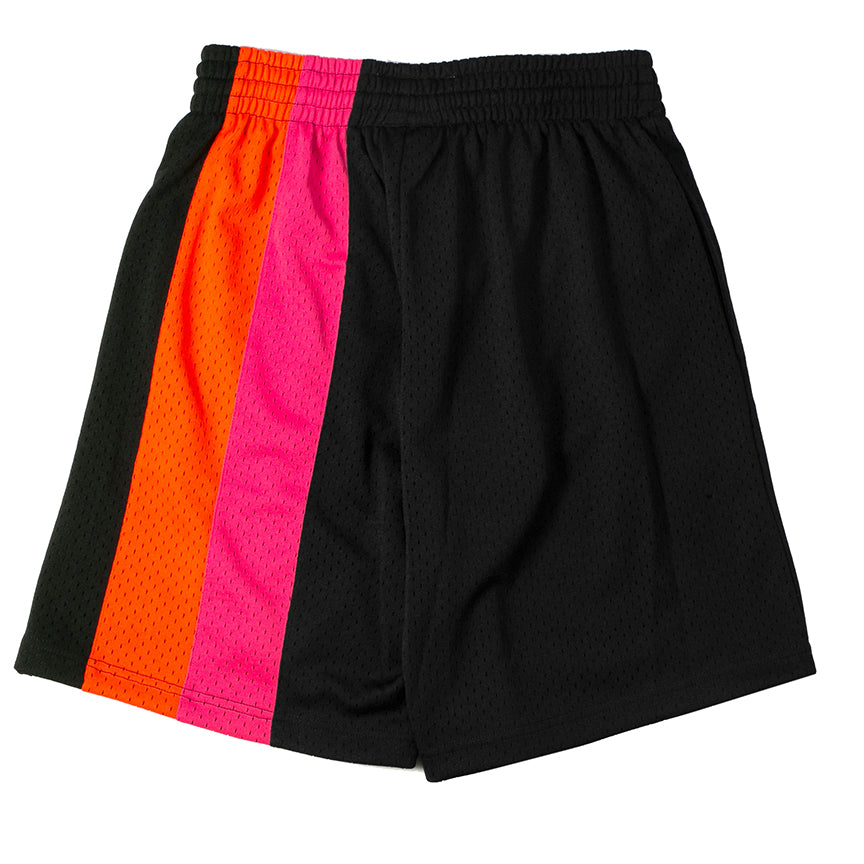 Mitchell & Ness Swingman Shorts 'Miami Heat'