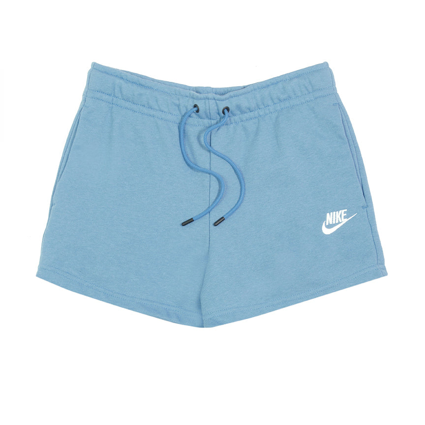 Nike Women's Sportswear Essential Shorts Blue