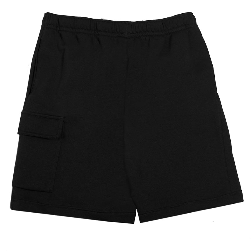 Nike Sportswear Club Fleece Cargo Shorts Black