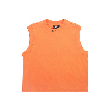Nike Women's Crop Tank Orange