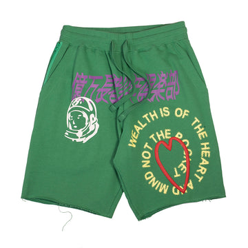 Billionaire Boys Club Mindfulness Leprachaun Shorts