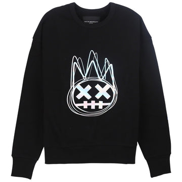 Cult Of Individuality Metallic Logo Crew Neck