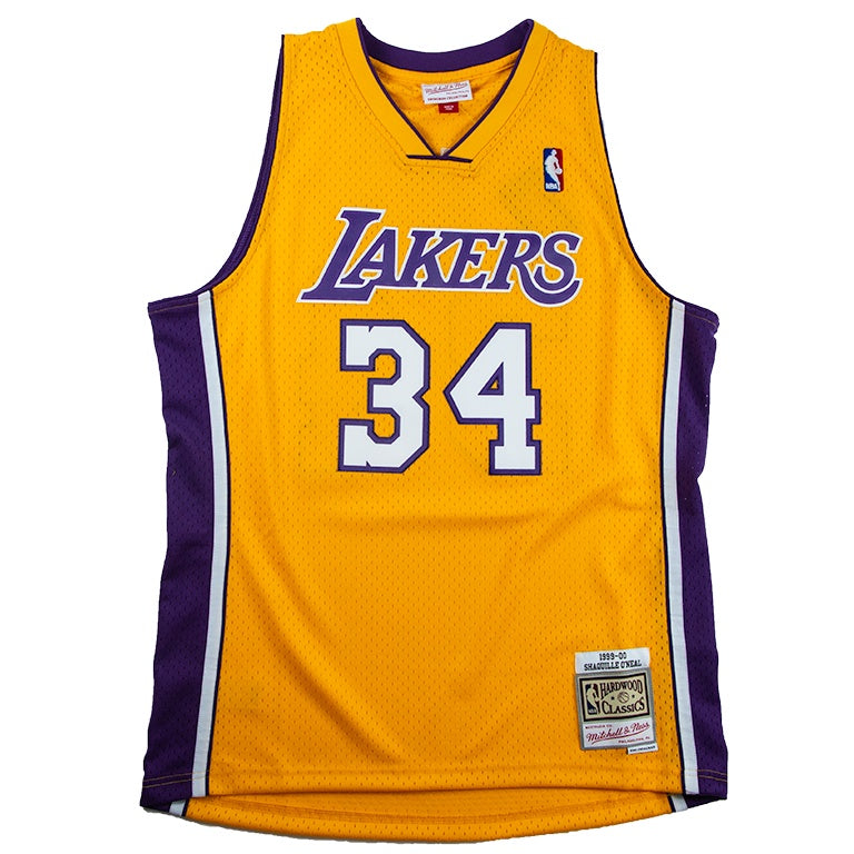 6dce339933d Mitchell   Ness Swingman Jersey Los Angeles Lakers 1999 Shaquille O neal