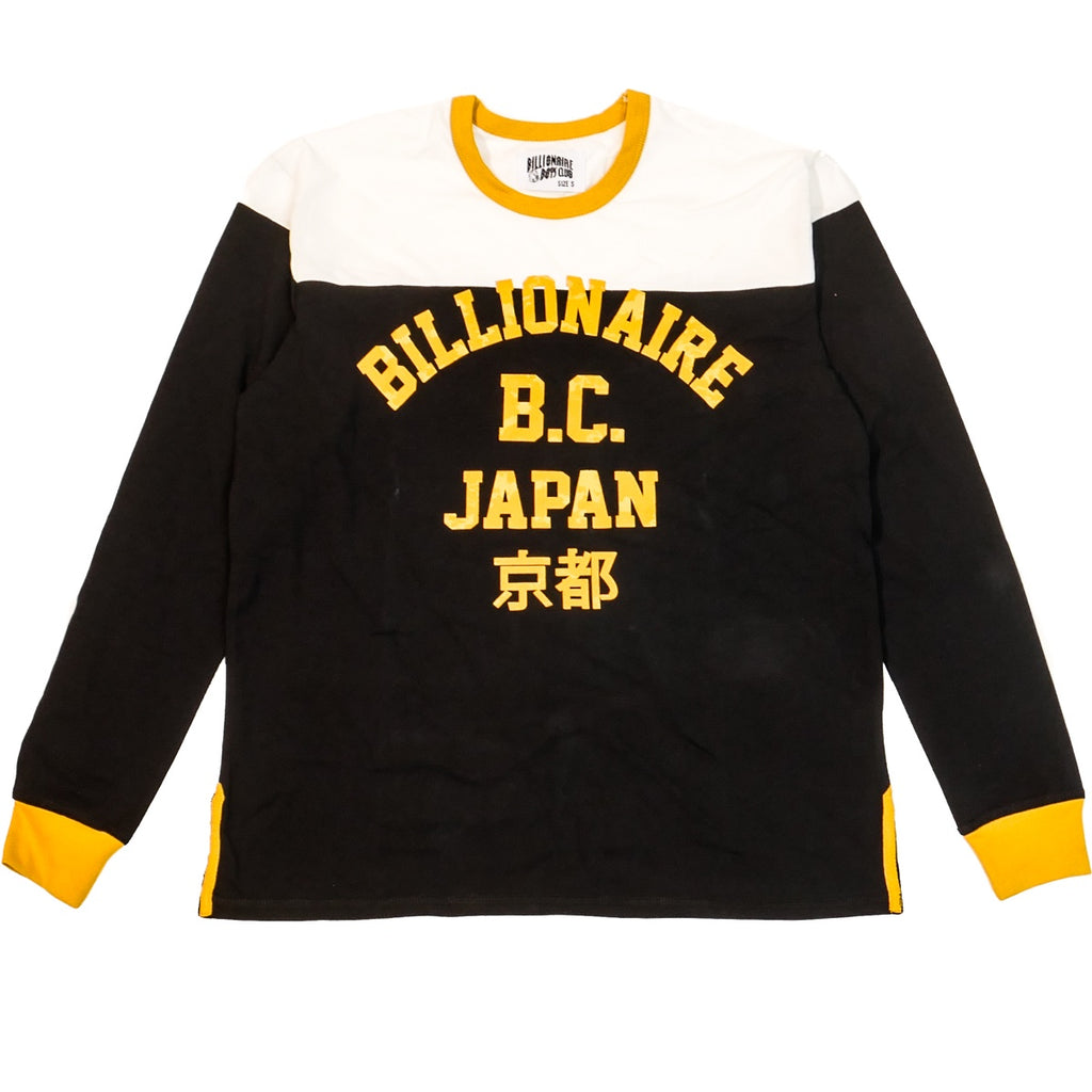 Billionaire Boys Club Black Motorclub LS Shirt