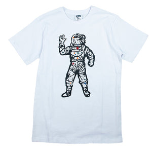 Billionaire Boys Club White Stars T-Shirt