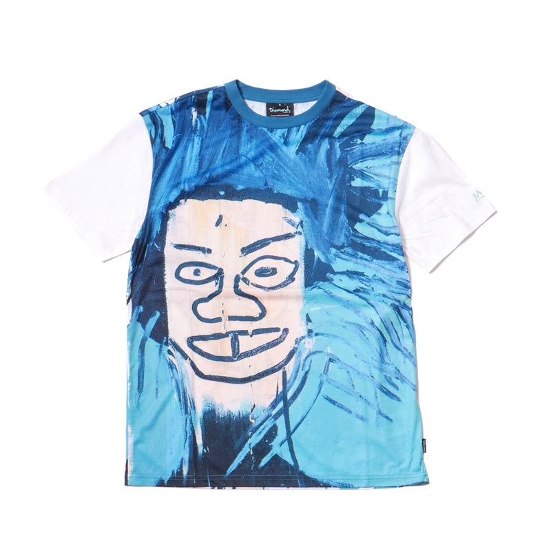 Diamond Supply Co. x Basquiat Dos Cabezas T-Shirt