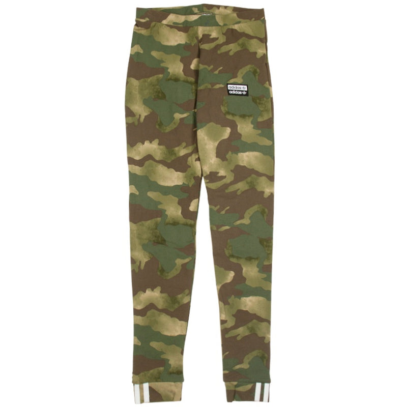 Adidas Allover Print Camo Tights