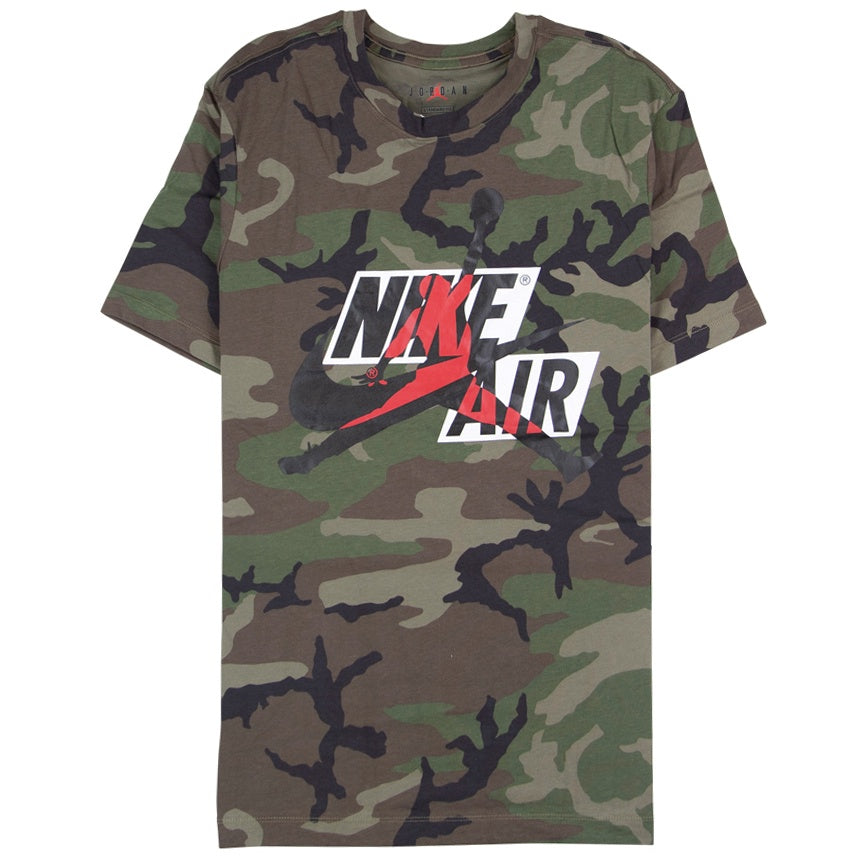 Air Jordan Jumpman Classics Camo T-Shirt