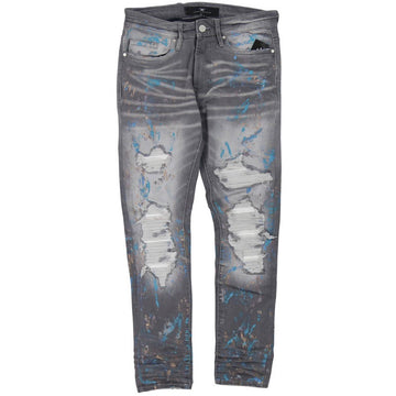 Jordan Craig Sean - Reign Cement Wash Denim Jeans