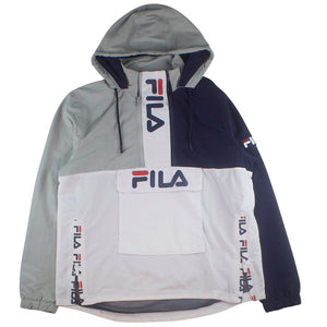 Fila Men's Parallax Windbreaker Jacket
