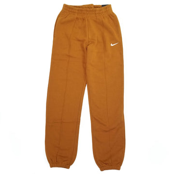 Nike Women's Essential Fleece Orange Pants