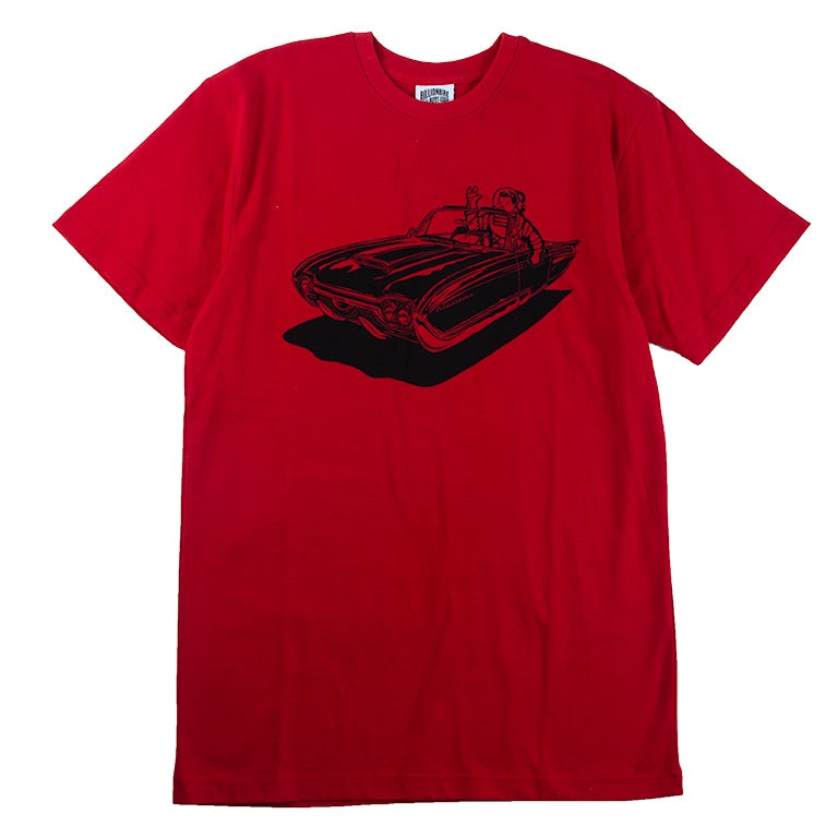 Billionaire Boys Club Thunderocket Red T-Shirt
