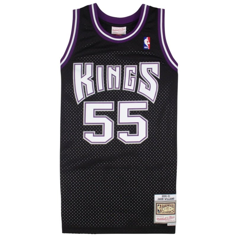 Mitchell & Ness NBA Swingman 2000 Sacramento Kings Jason Williams