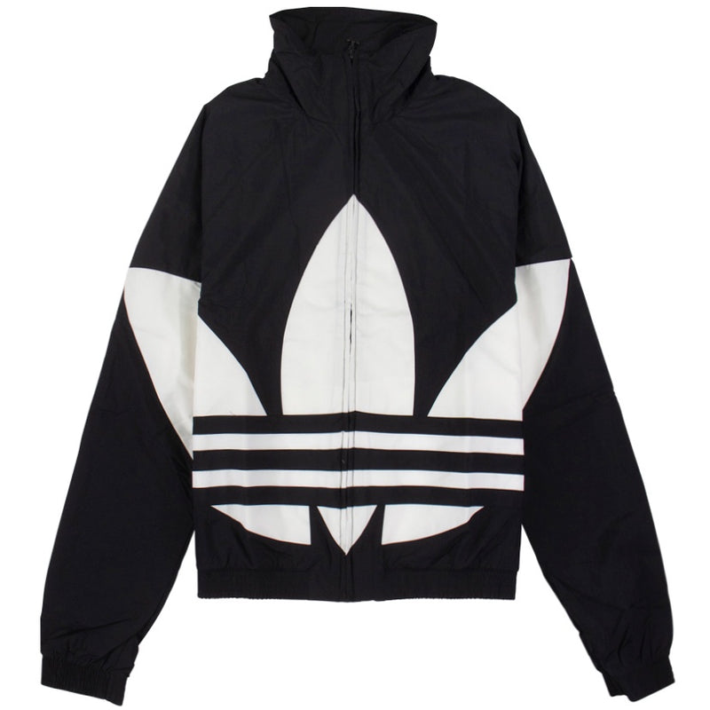 Adidas Big Trefoil Black Track Jacket