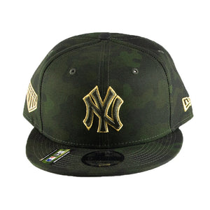 New Era New York Yankees 2019 MLB Armed Forces Day On-Field 9FIFTY