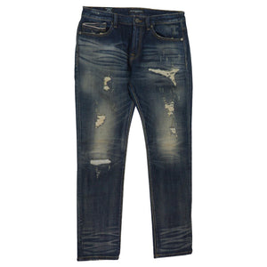 Cult Of Individuality Greaser Kota Slim Straight Stretch Jean