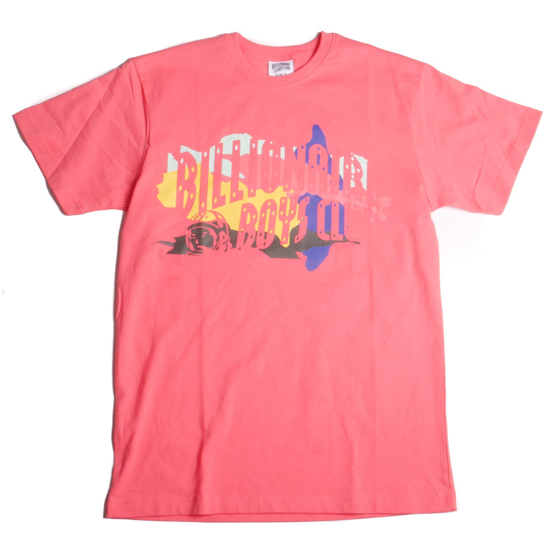 Billionaire Boys Club Coral Camo Arch T-Shirt