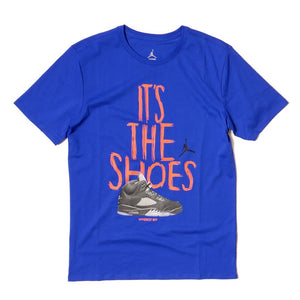 Nike Air Jordan 'It's The Shoes' S/S T-Shirt