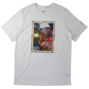 Air Jordan Remastered Photo White T-Shirt