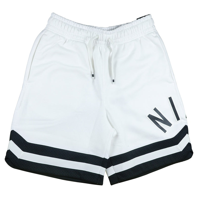 Nike Air Men's White Fleece Shorts