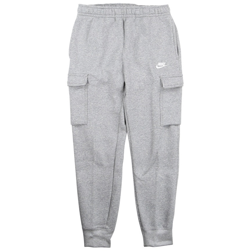 Nike Sportswear Club Fleece Cargo Grey Pants
