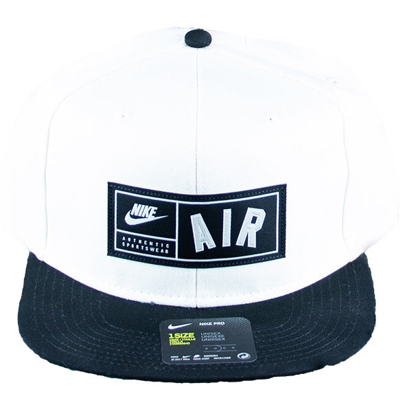 Nike Air Pro White Adjustable Cap