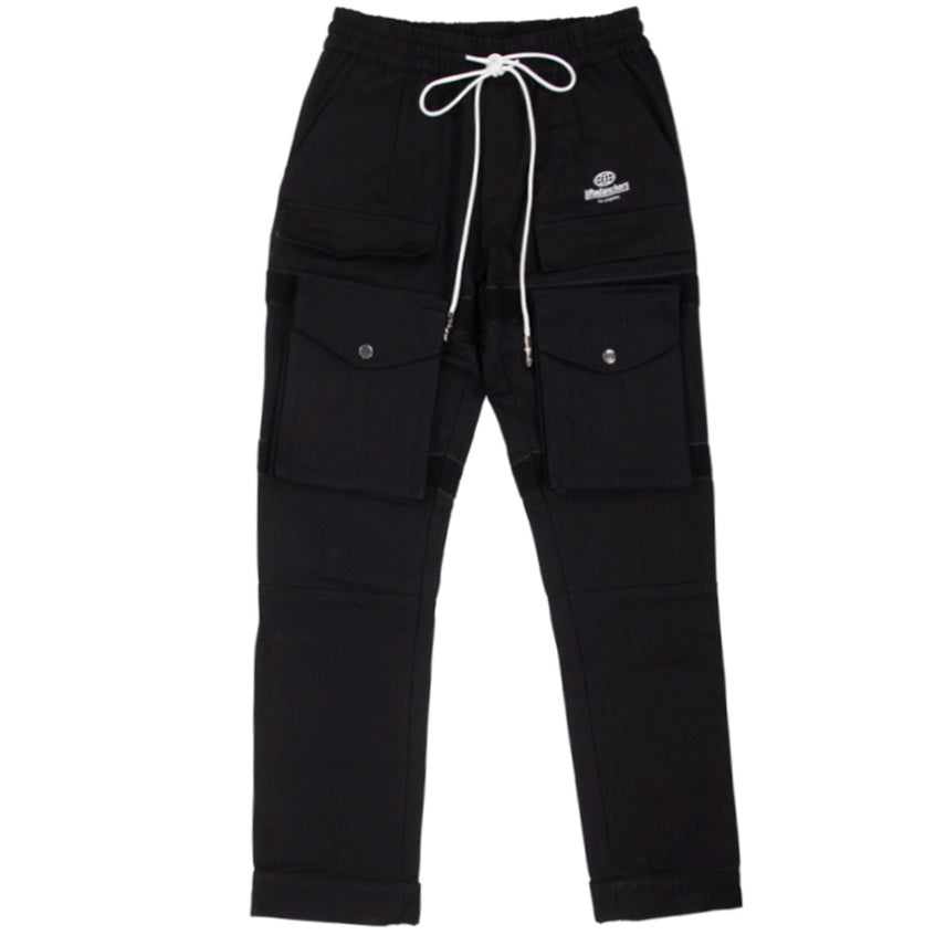 Lifted Anchors Turner Velcro Cargo Pants