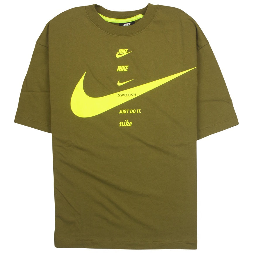 Nike Women's Just Do It Green T-Shirt