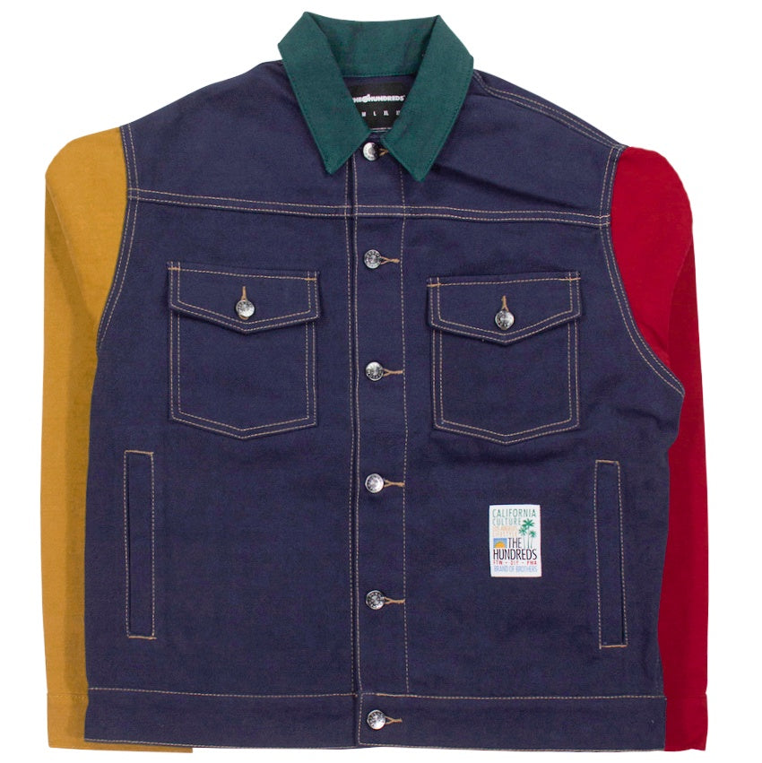 The Hundreds Dawes Trucker Jacket
