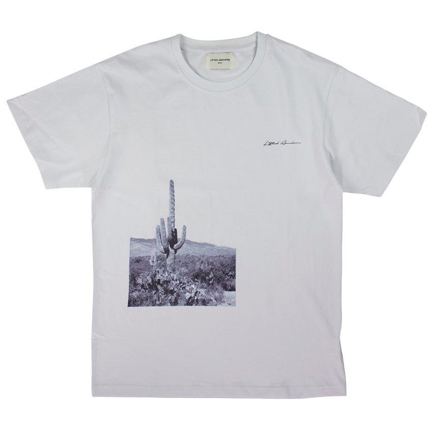 Lifted Anchors White Endlessly T-Shirt