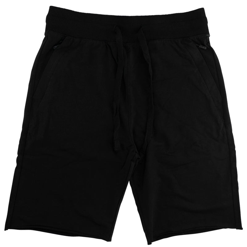 Jordan Craig Black Palma French Terry Short 2.0